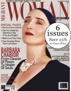 Migrant Woman Magazine - 6 Issue Subscription