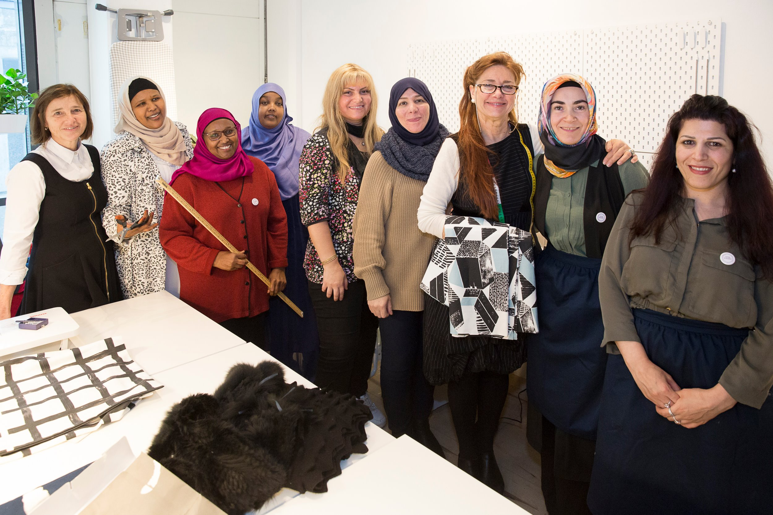 Sisters in Business Helping Migrant Women in Norway