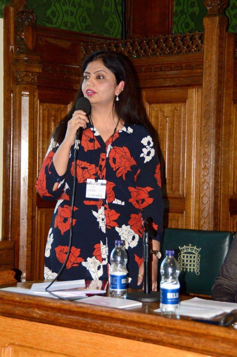 rehana-ameer-speaking-at-event-in-parliament